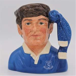 Royal Doulton D6926 Everton Football Supporter Character Jug - front