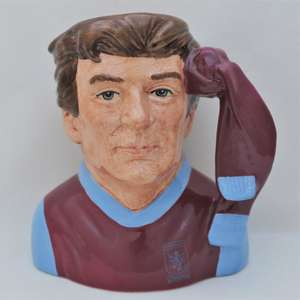 Royal Doulton Aston Villa Football Supporter Character Jug D6931 front