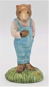 Royal Albert Wind In The Willows figure AW3 Ratty front