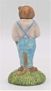 Royal Albert Wind In The Willows figure AW3 Ratty back