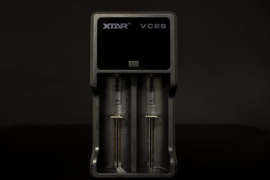 XTAR VC2S  - Lithium Ion Battery Charger