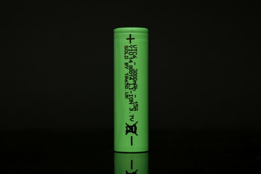 Sony VTC6 Battery 2