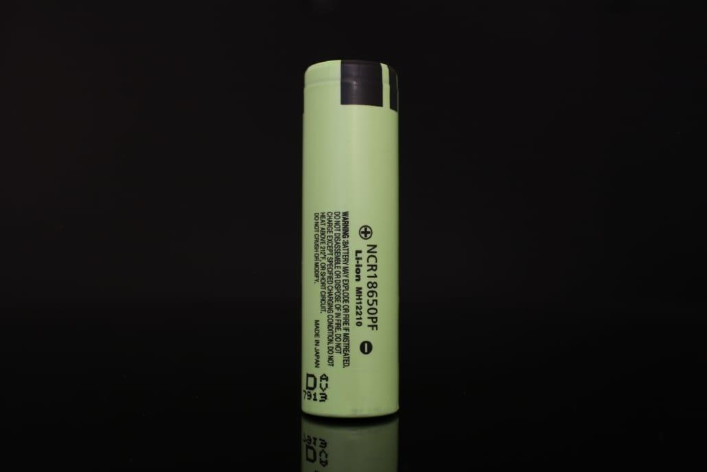 Panasonic NCR18650PF 18650 Battery 1