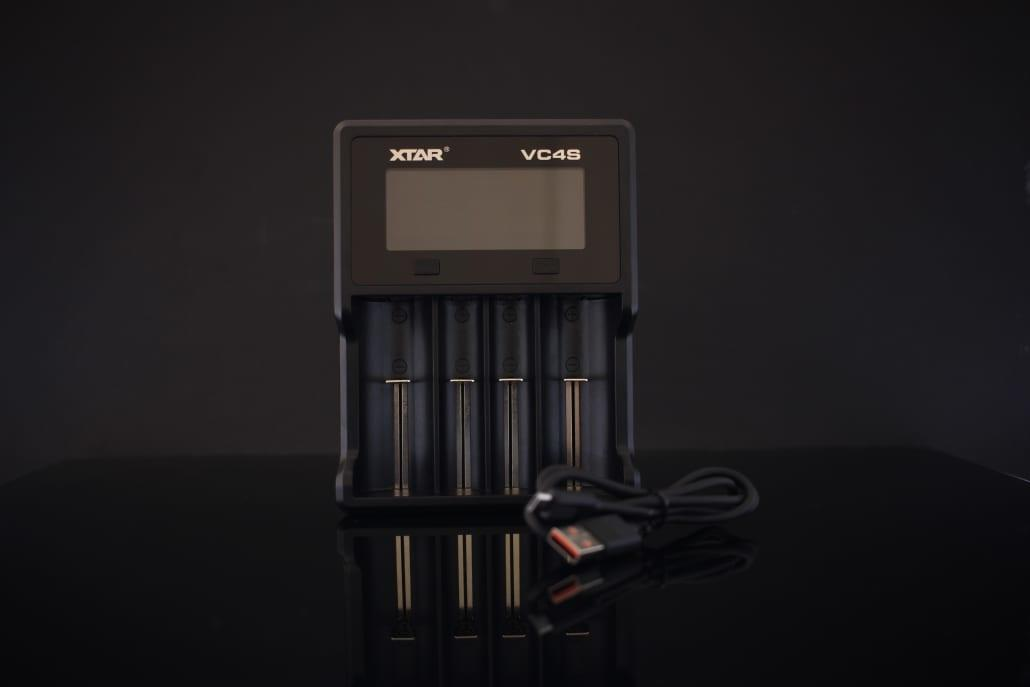 XTAR VC4S  - Lithium Ion Battery Charger