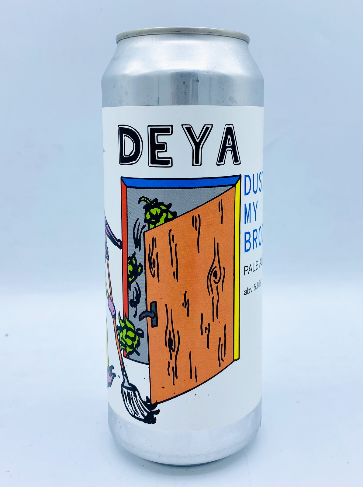 Deya Brewing - Dust My Broom 5.8%
