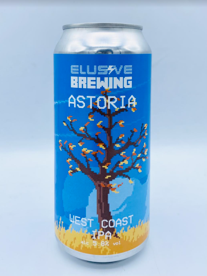 Elusive - Astoria 5.8%