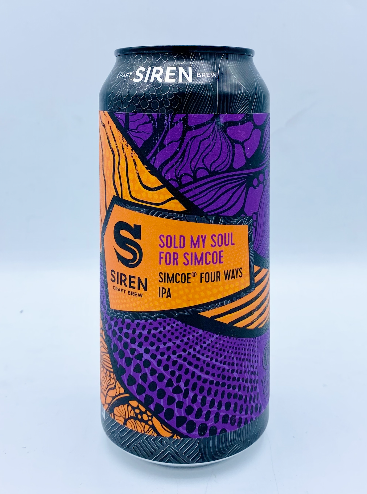 Siren Craft Brew - Sold My Soul For Simcoe 7.2%