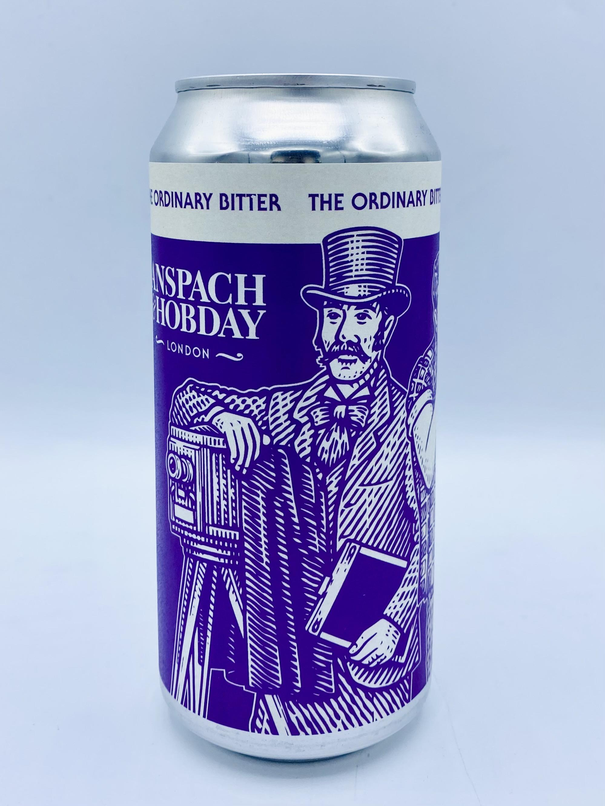 Anspatch & Hobday - The Ordinary Bitter 3.7%
