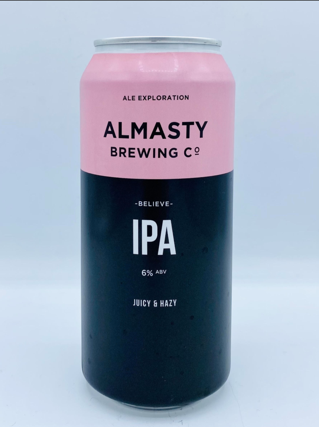 Almasty - Believe 6%