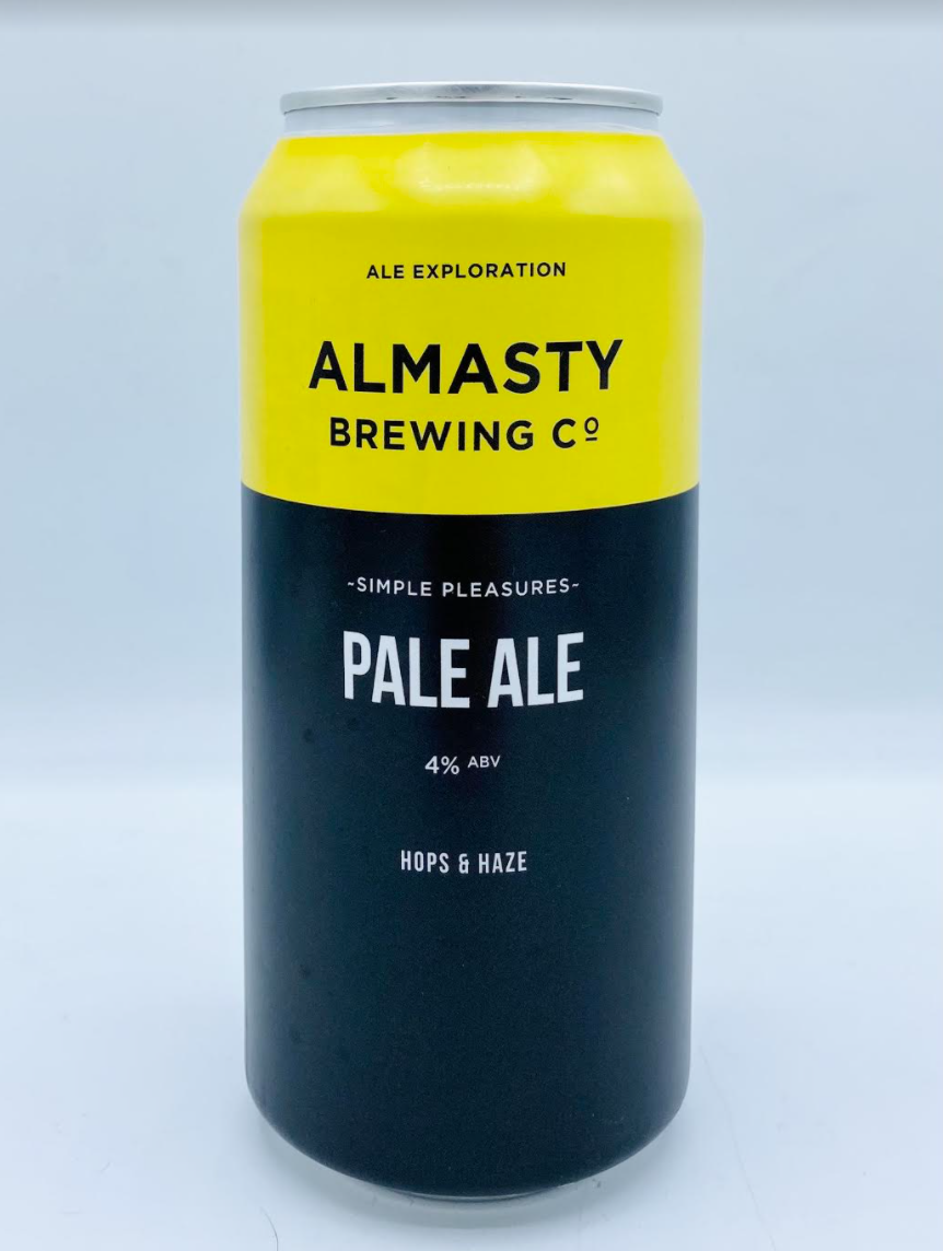 Almasty - Simple Pleasure 4%