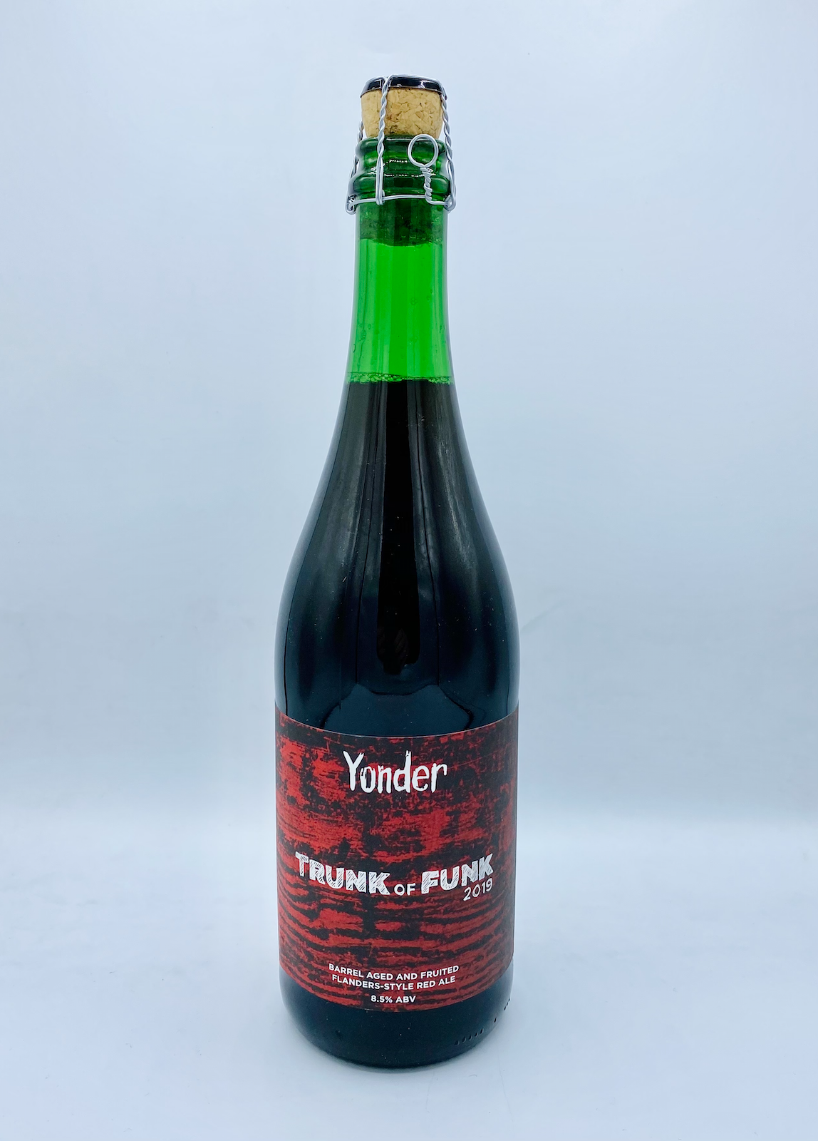 Yonder Brewing & Blending - Trunk of Funk 8.5%