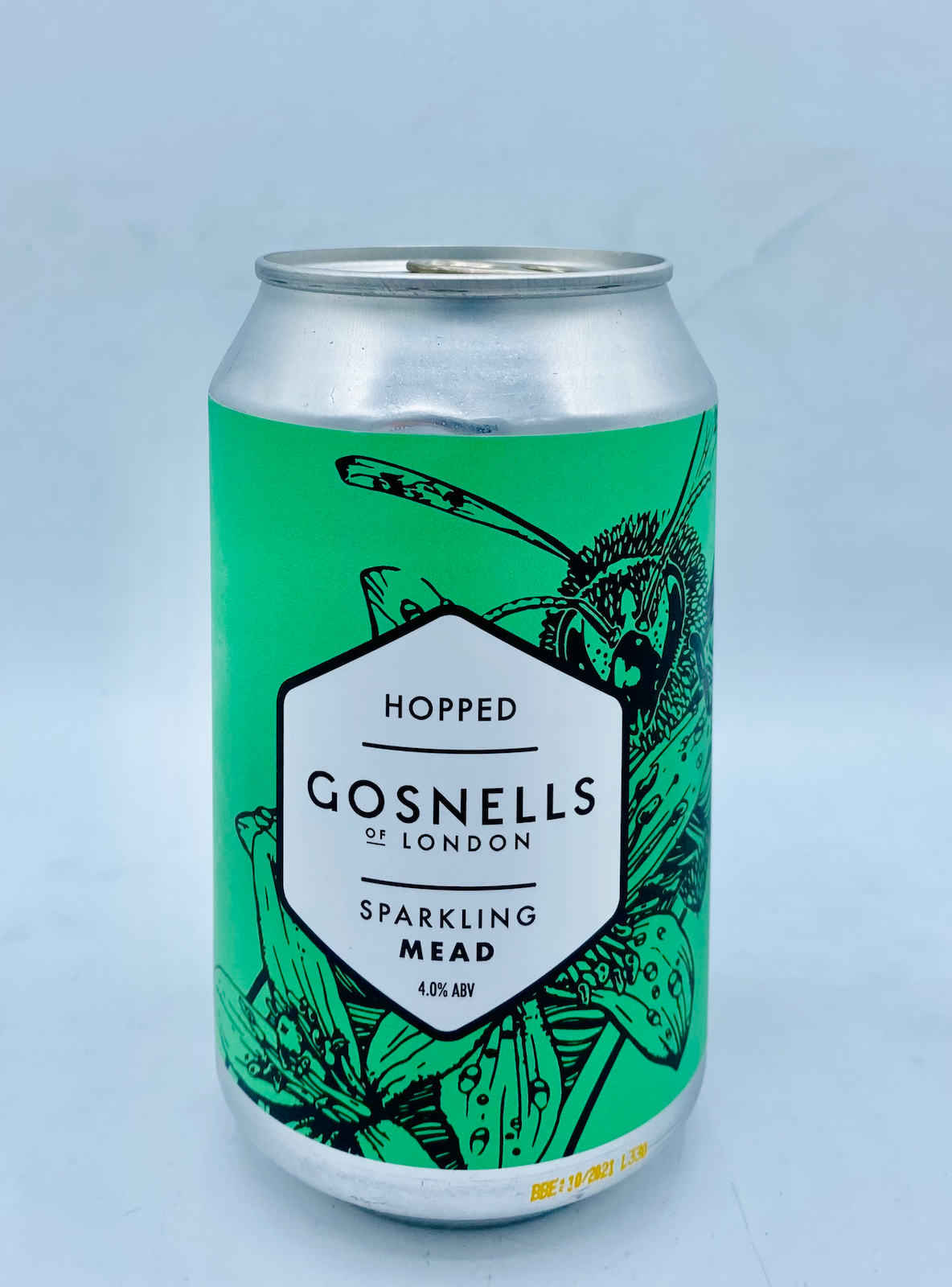 Gosnells - Hopped Mead 4%
