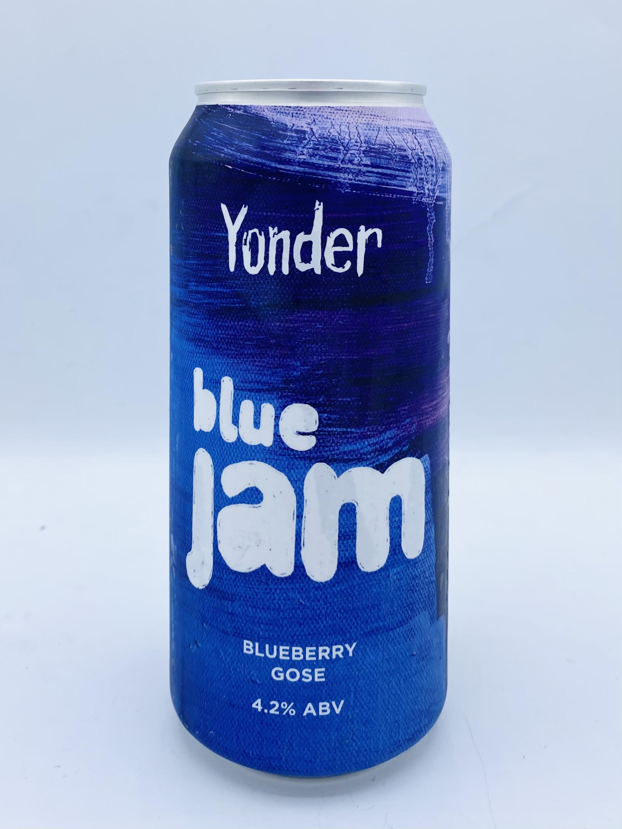Yonder Brewing & Blending - Blue Jam 4.2%