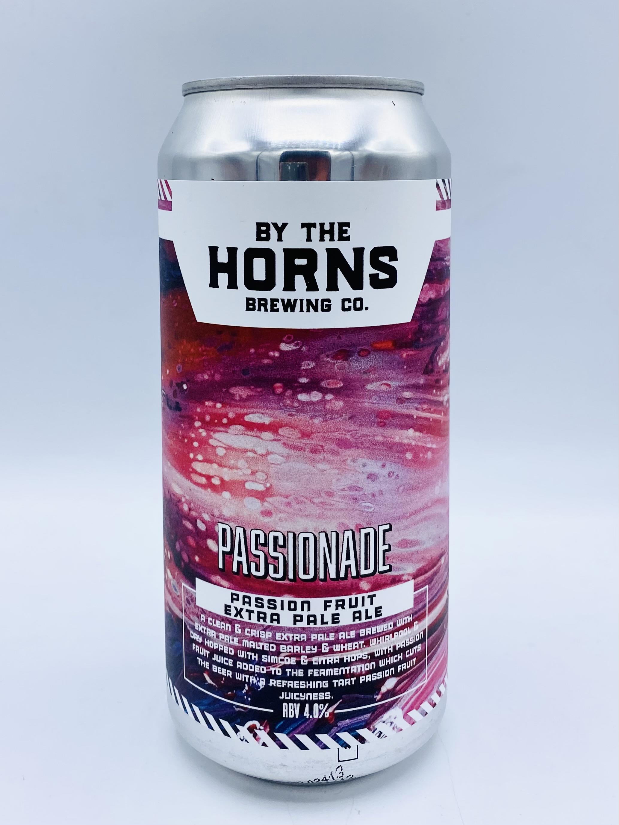 By The Horns - Passionade 4%