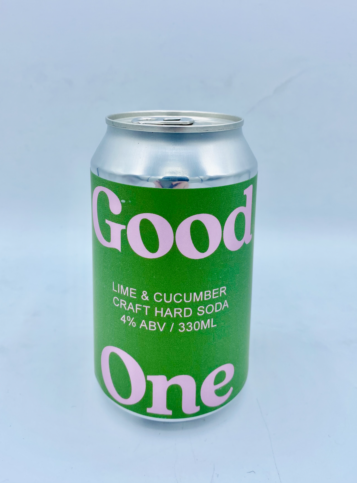 Good One - Lime & Cucumber 4%