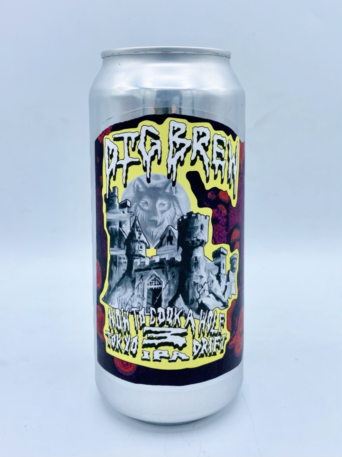 Dig Brew Co. - How To Cook A Wolf 3: Tokyo Drift 6.8%