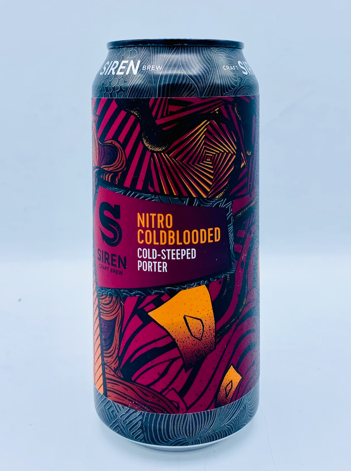 Siren Craft Brew - Nitro Coldblooded 5%