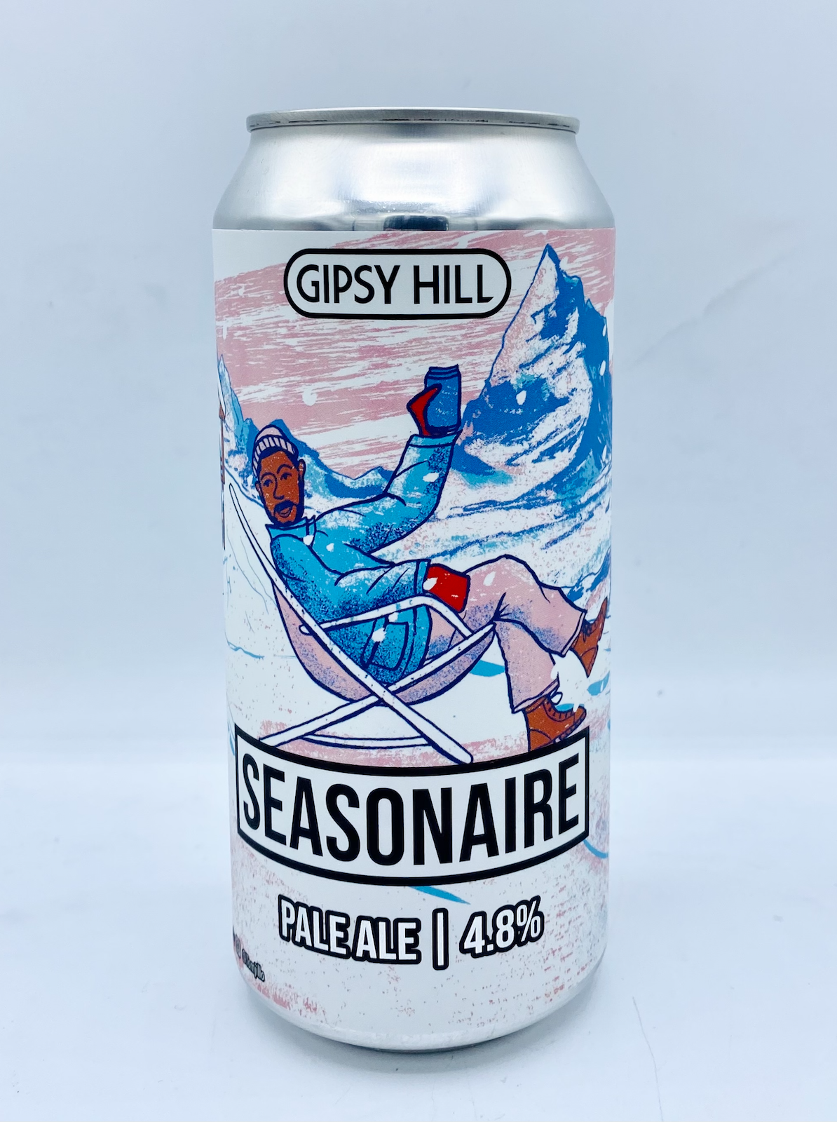 Gipsy Hill - Seasonaire 4.8%