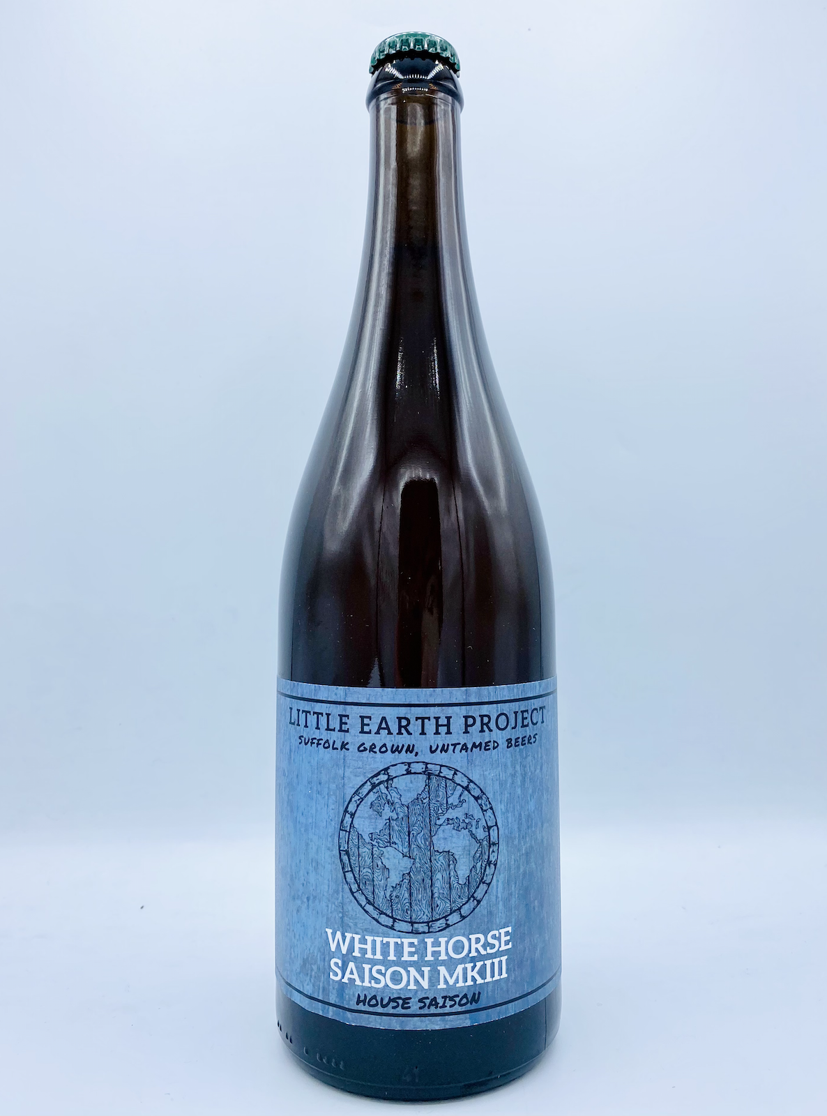 Little Earth Project - White Horse Saison 6.8%