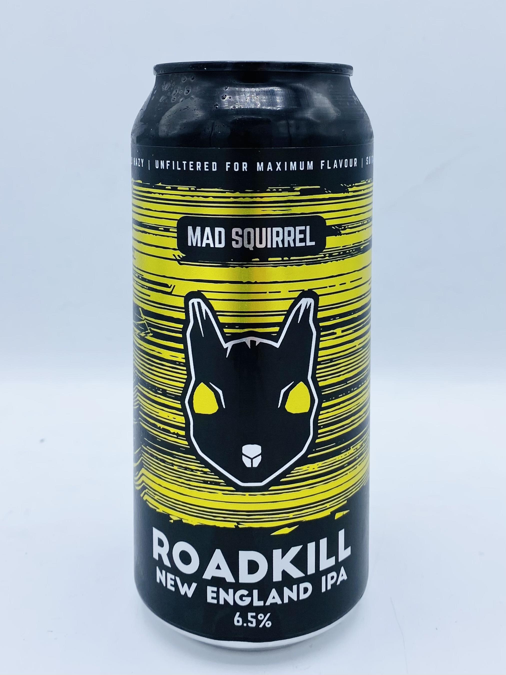 Mad Squirrel Brew - Roadkill 6.5%