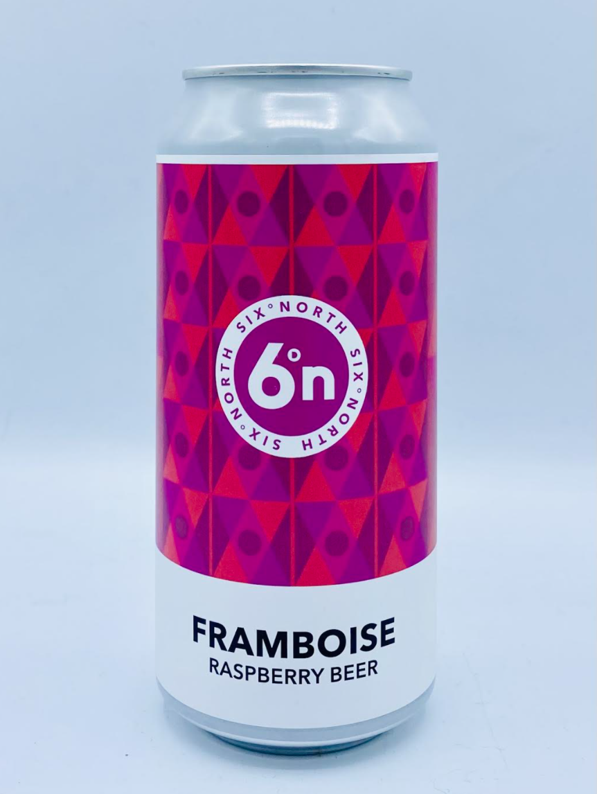 Six°North - Framboise 4.6%