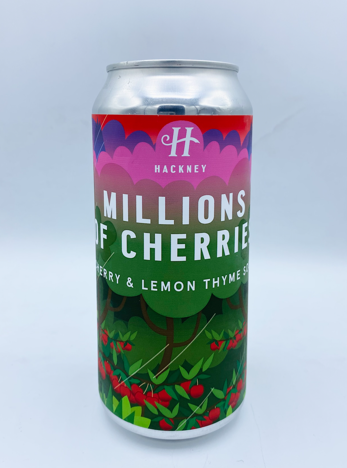Hackney Brewery - Millions of Cherries 4.5%