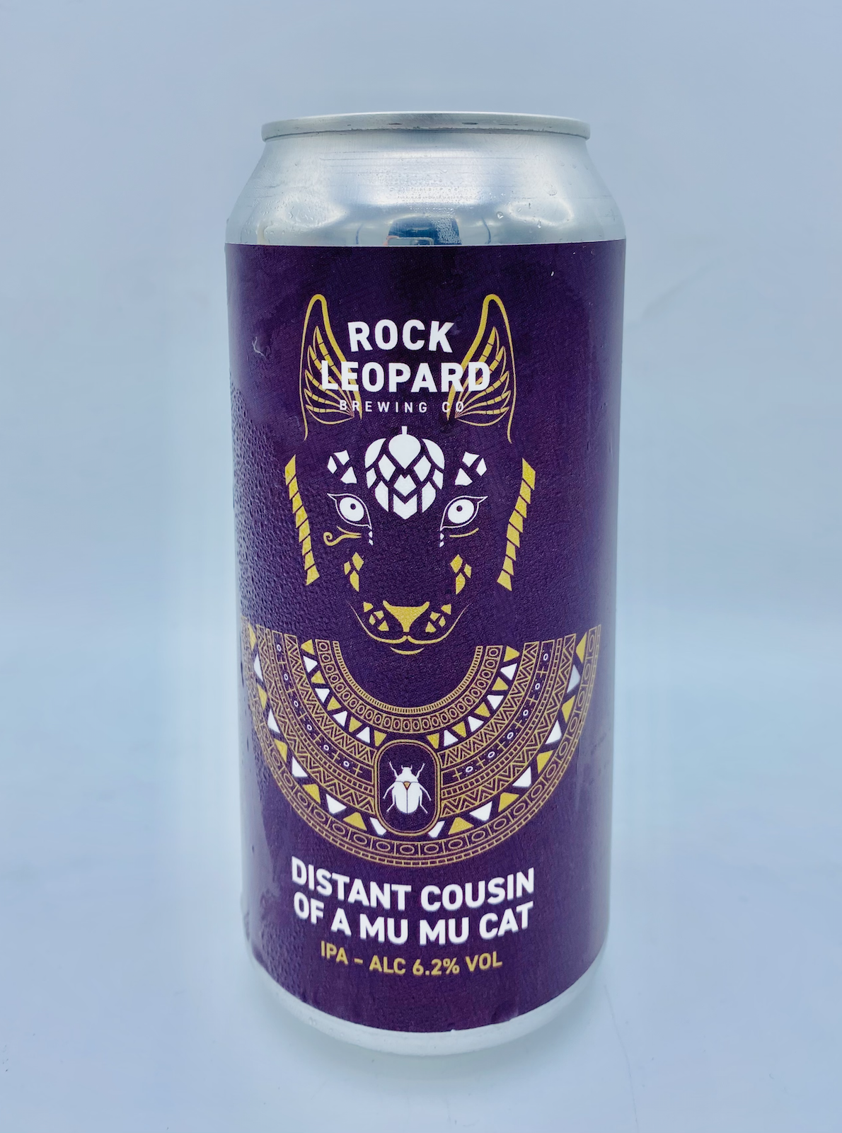 Rock Leopard - Distant Cousin of A Mu Mu Cat 6.2%