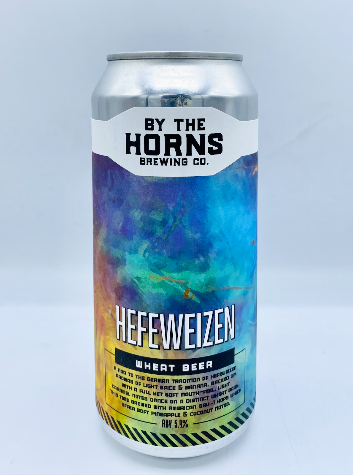 By The Horns Brewing Co - Hefeweizen 5.9%