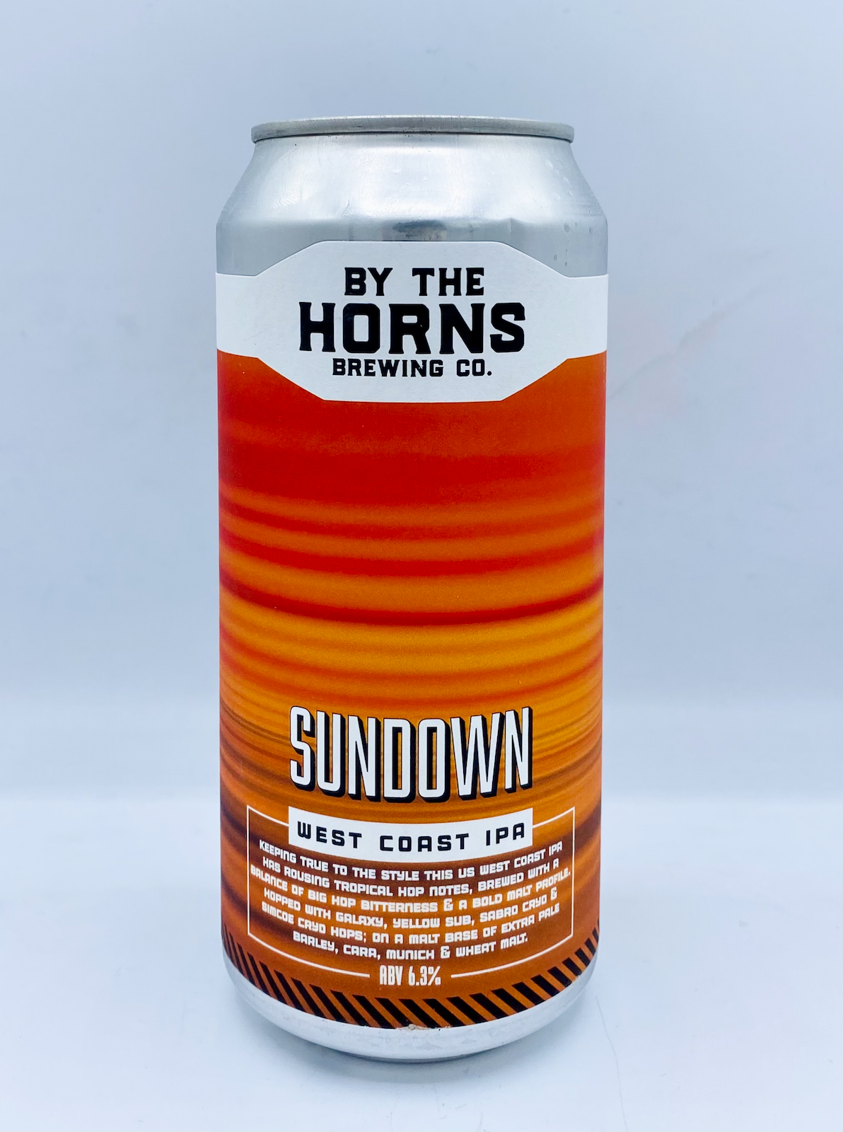 By The Horns Brewing Co - Sundown 6.3%