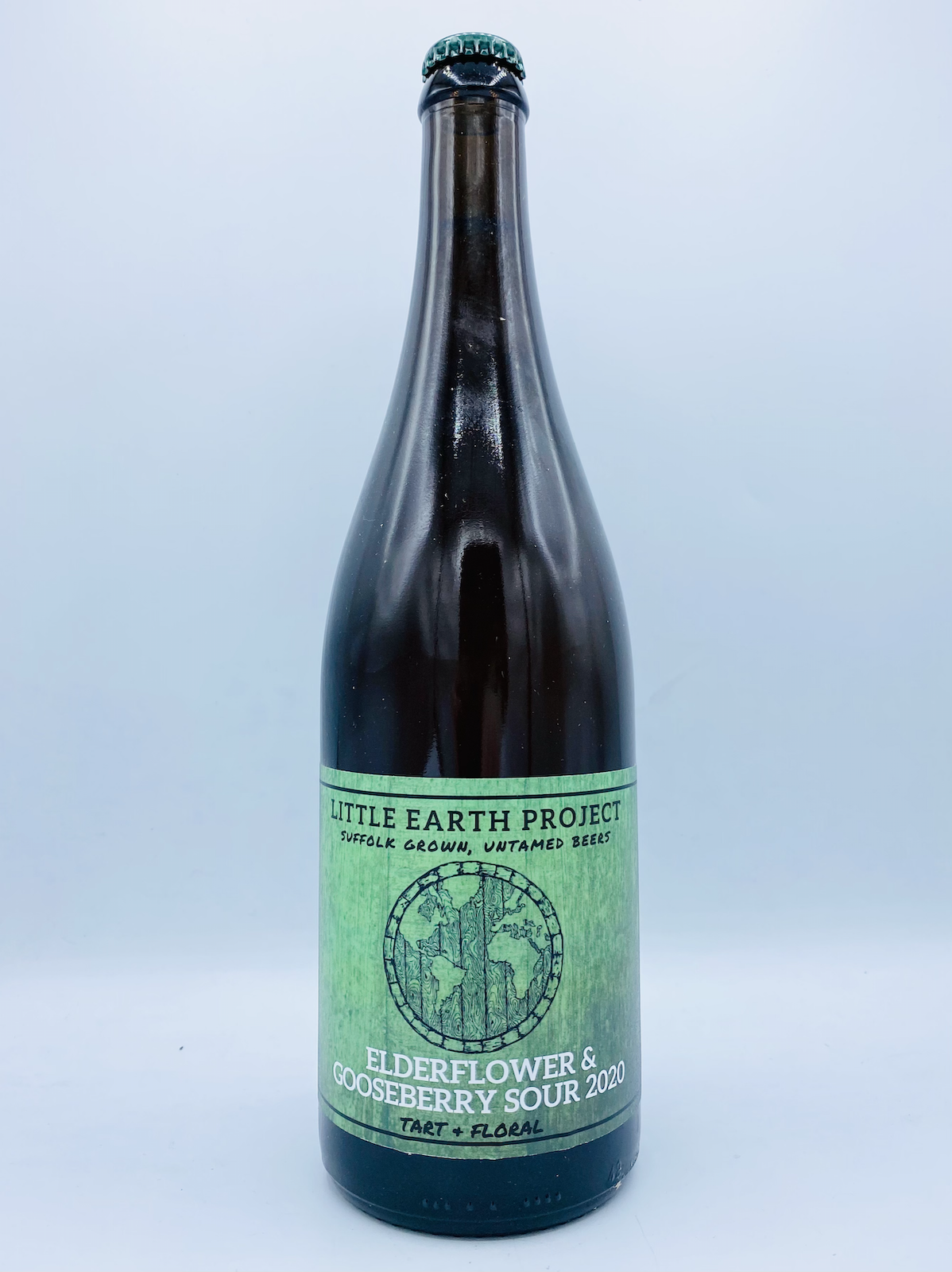 Little Earth Project - Elderflour & Gooseberry S 4.0%