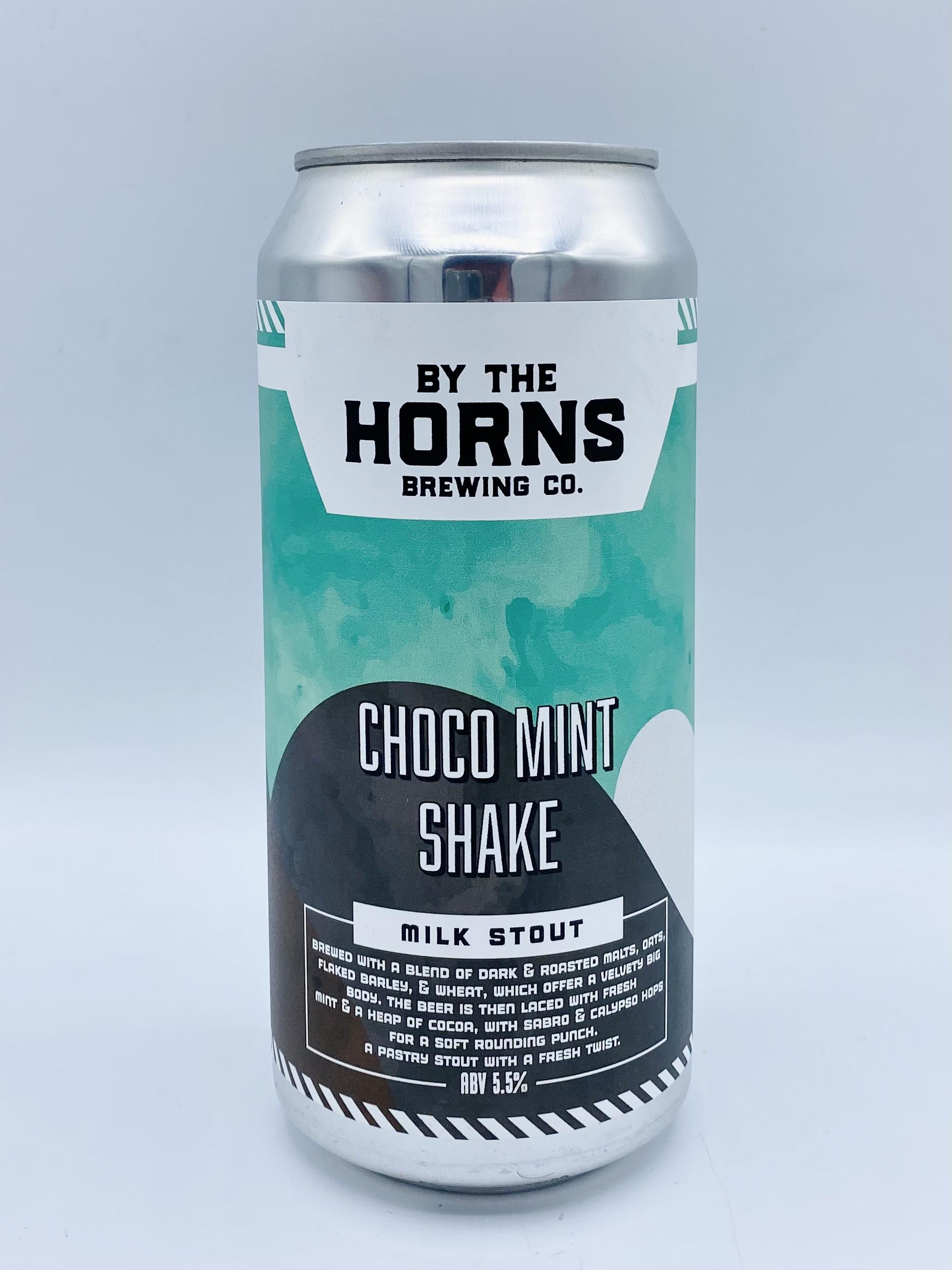 By The Horns - Choco Milk Stout 5.5%