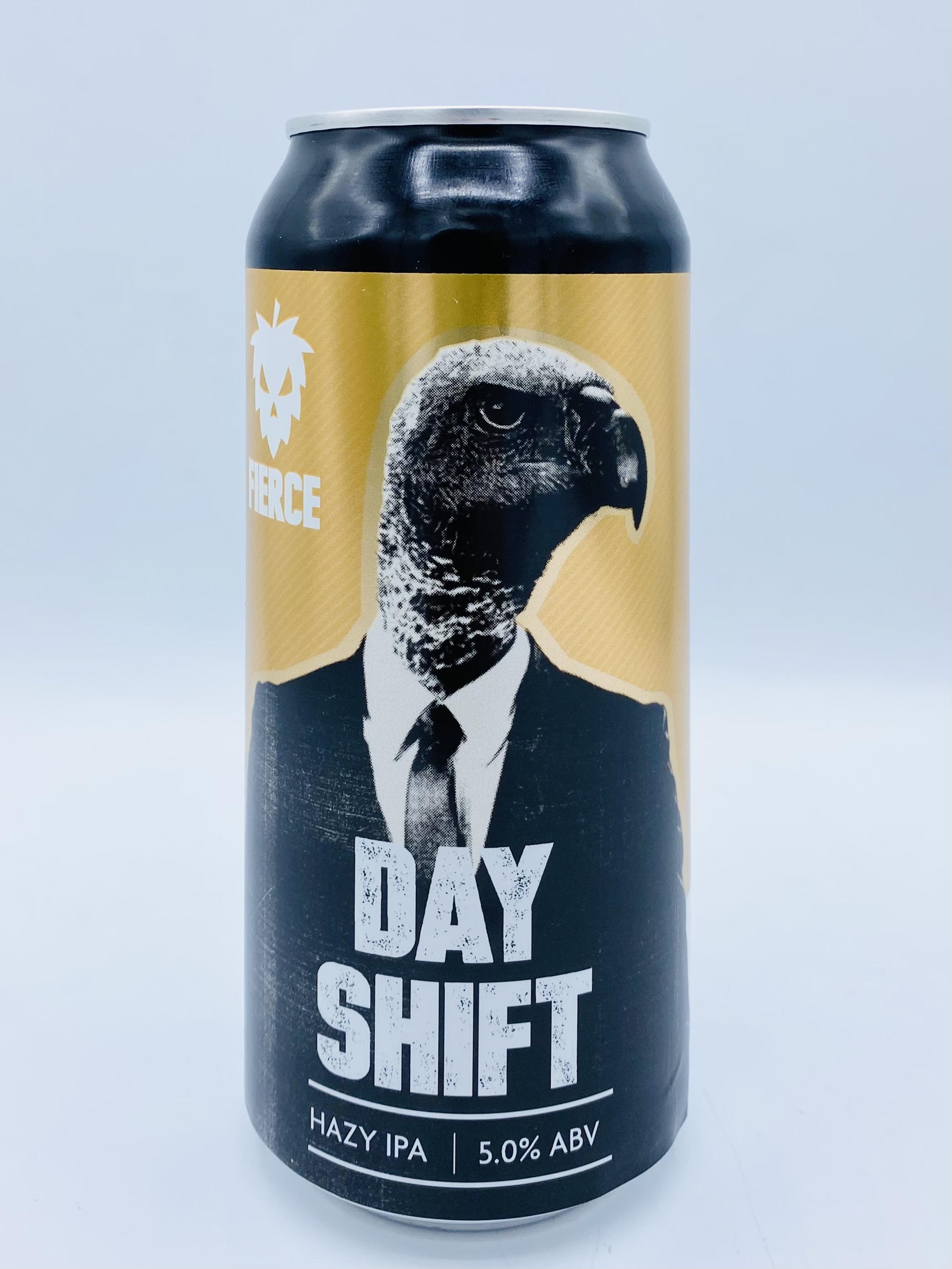 Fierce Beer - Day Shift 5%