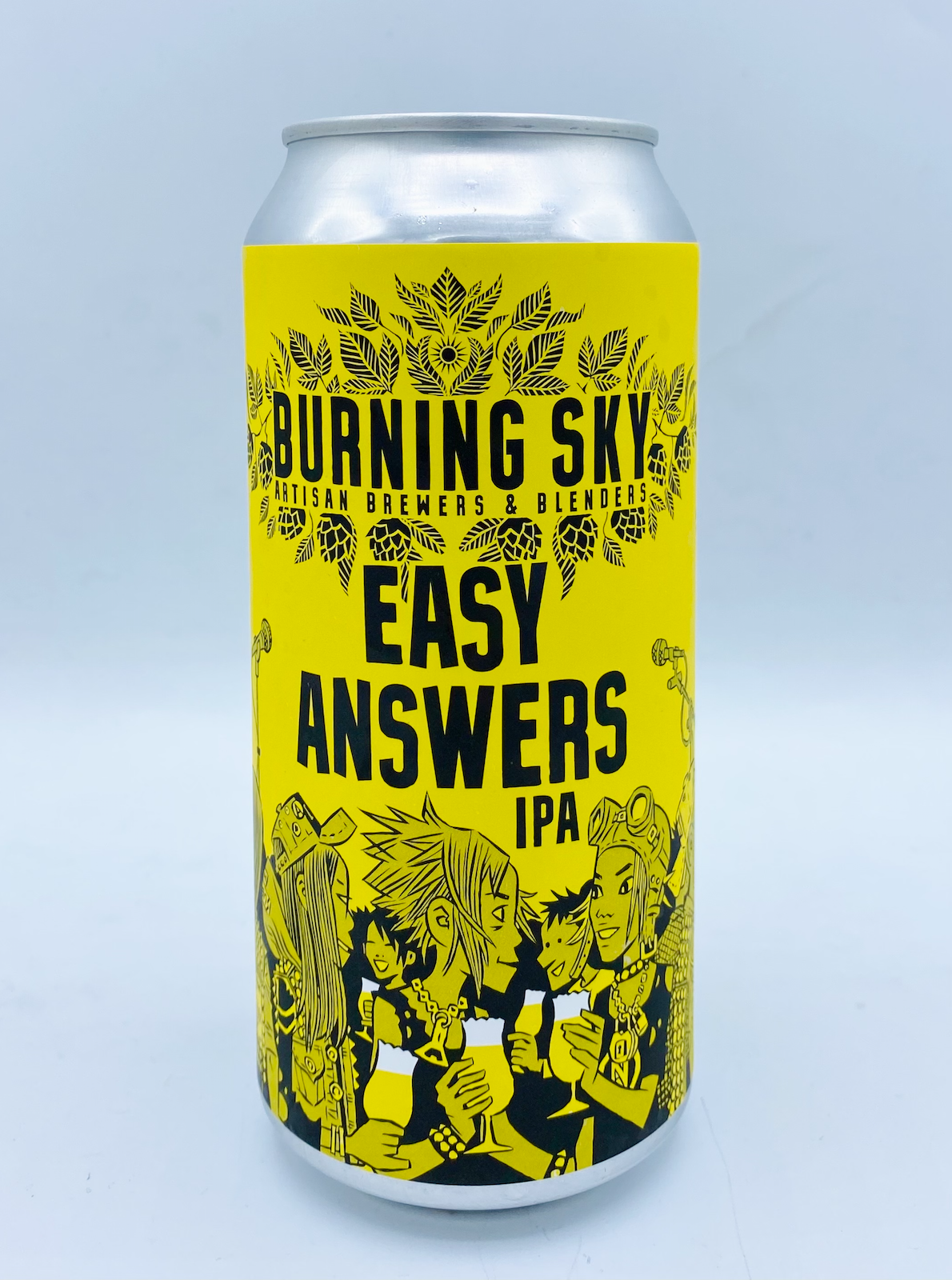 Burning Sky Brewery - Easy Answers 6%