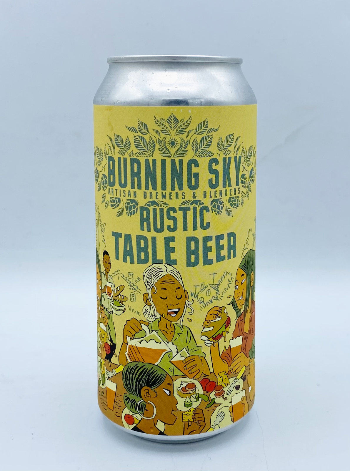 Burning Sky - Rustic Table Beer 3%