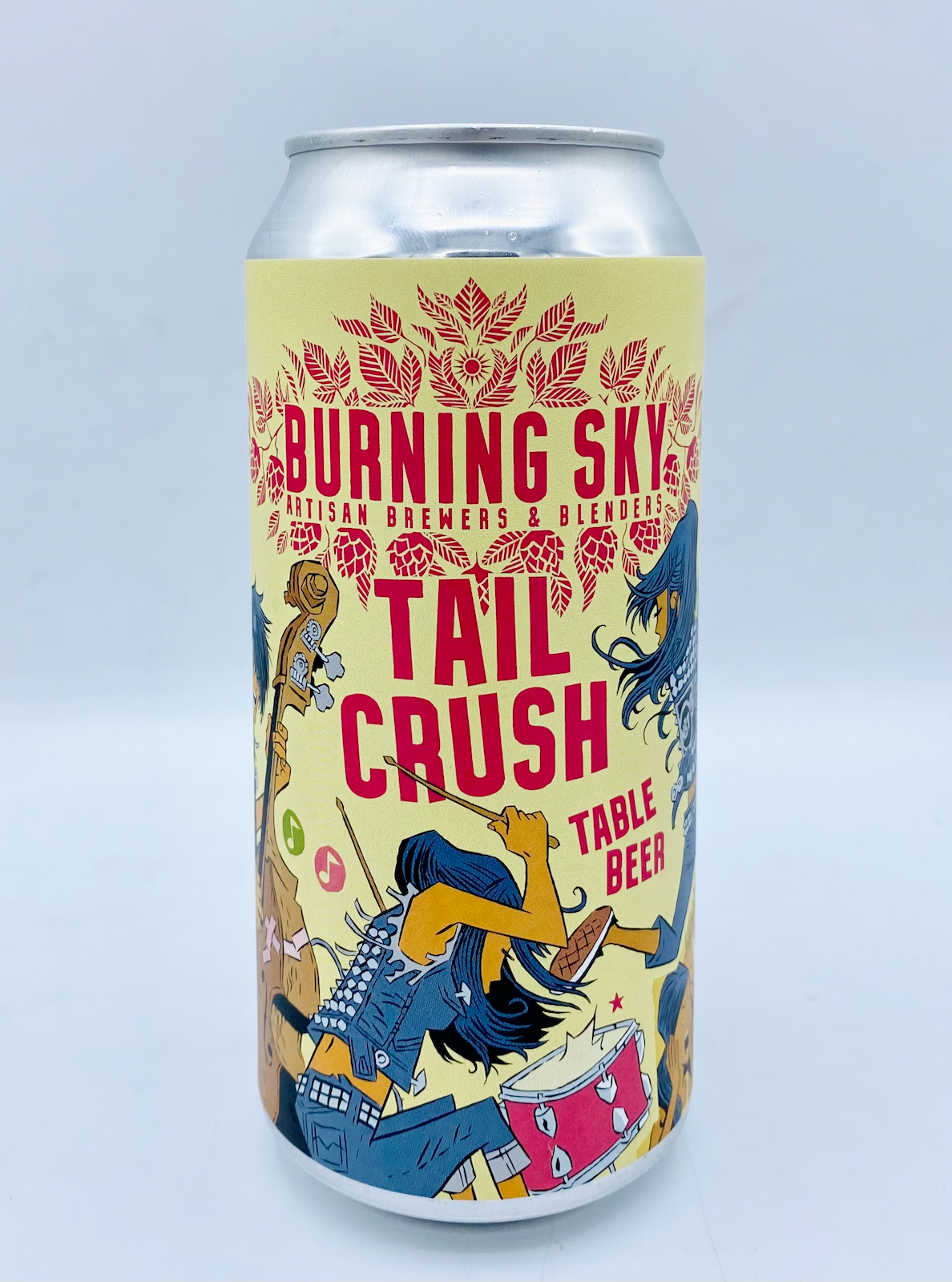Burning Sky - Tail Crush 3%
