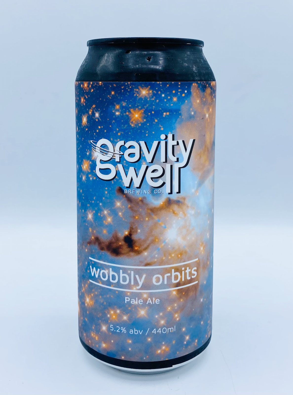Gravity Well - Wobbly Orbits 5.2%