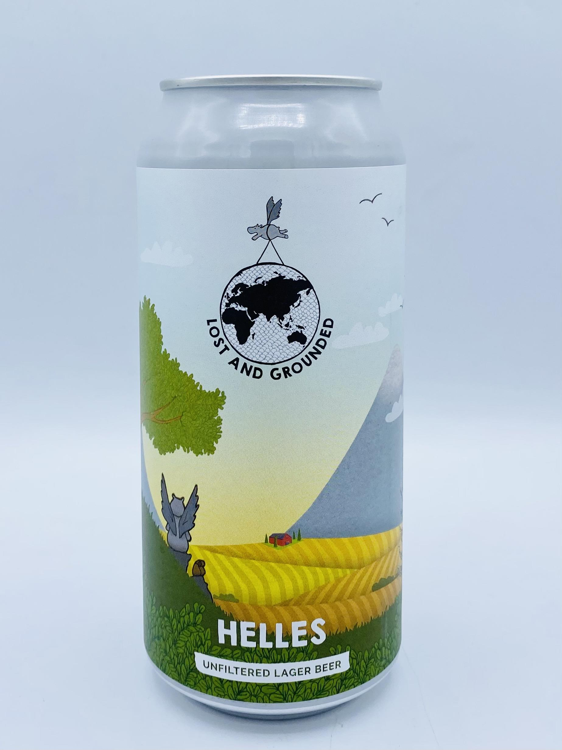 Lost & Grounded - Helles 4.4%