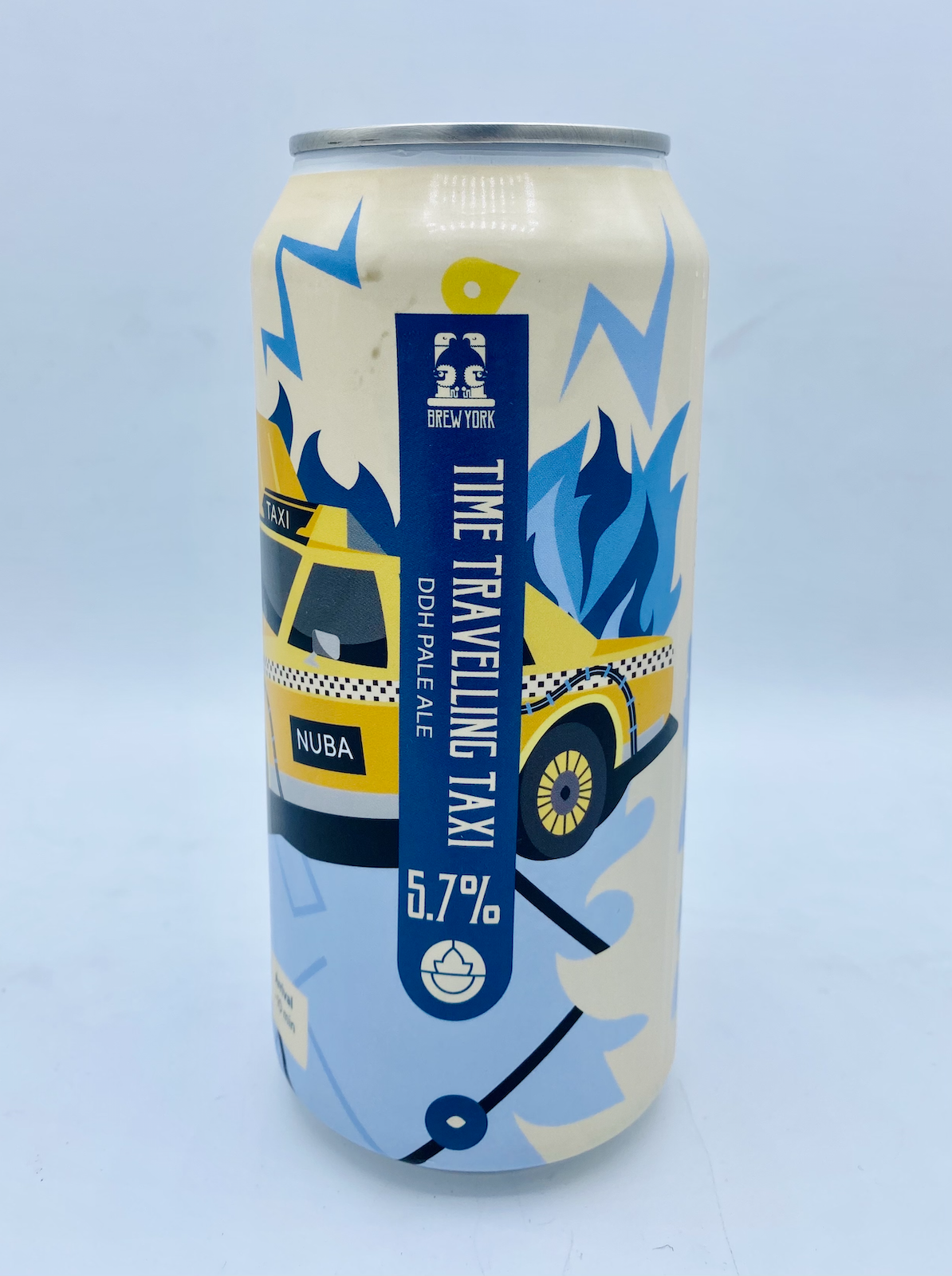 Brew York - Time Traveling Taxi 5.7%