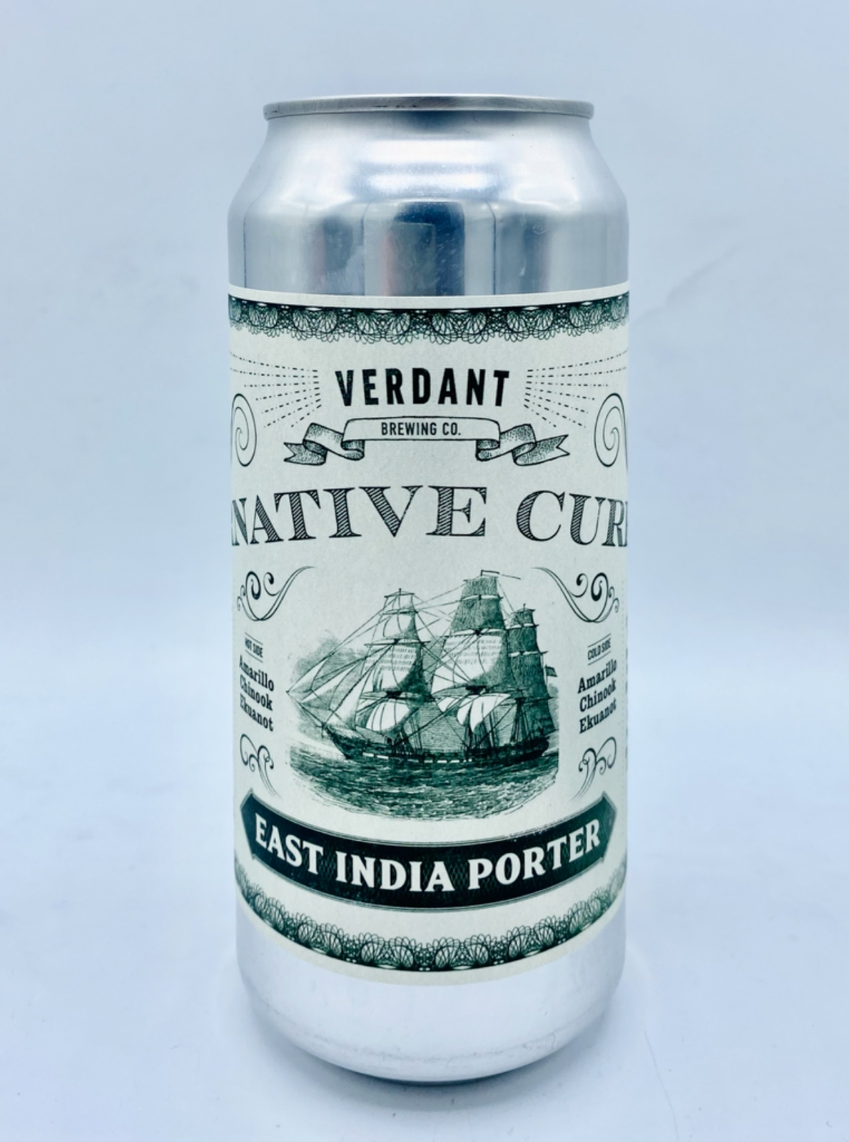 Verdant Brewing Co. - Alternative Currency 5.8%
