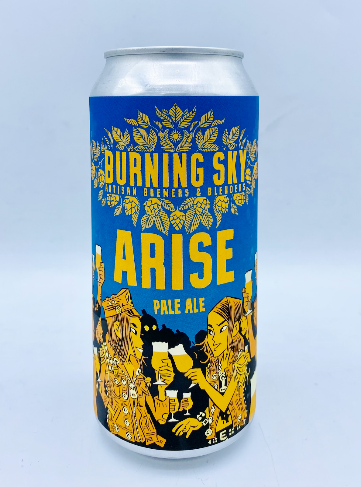 Burning Sky Brewery -  Arise 4.4%