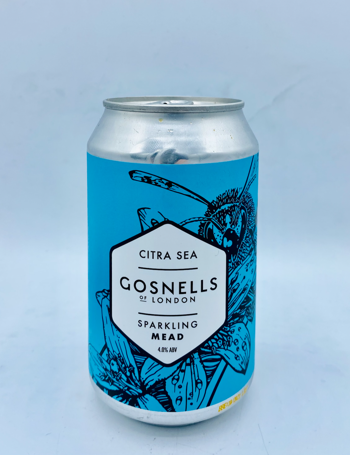 Gosnells - Citra Sea Mead 4%