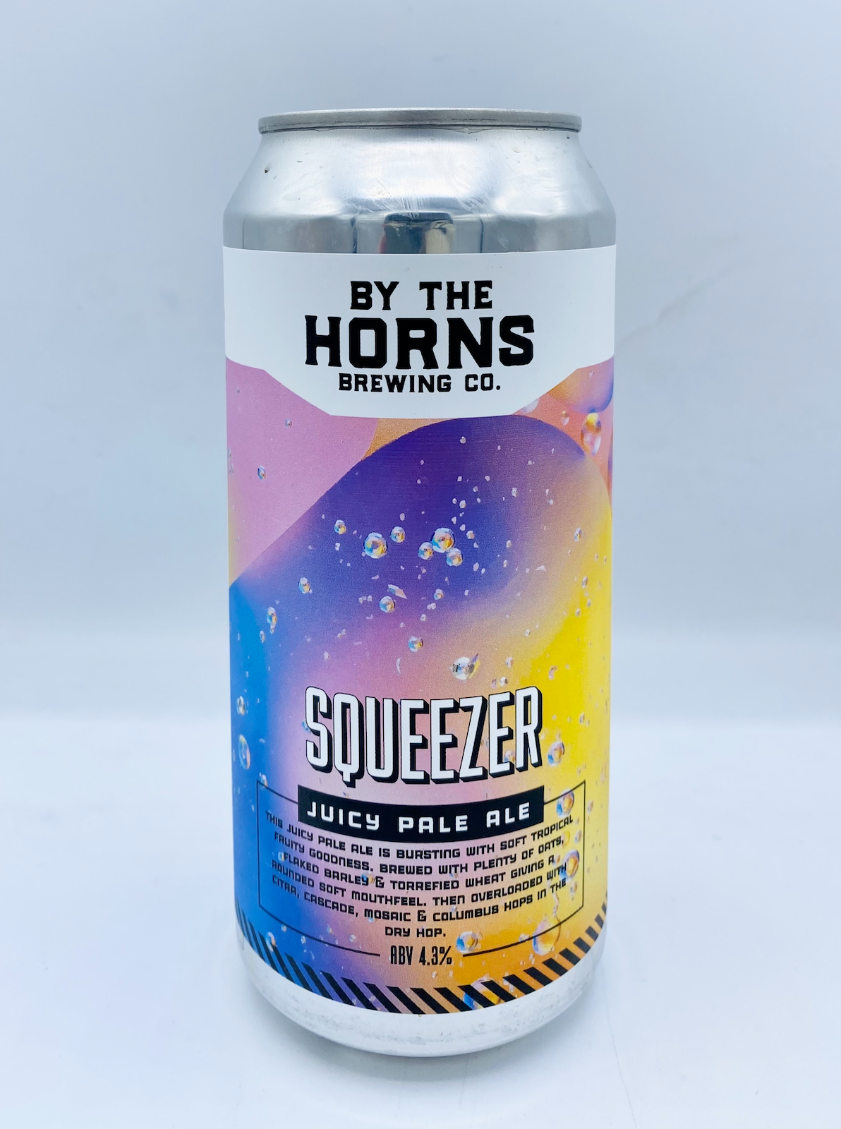 By The Horns Brewing Co - Squeezer 4.3%