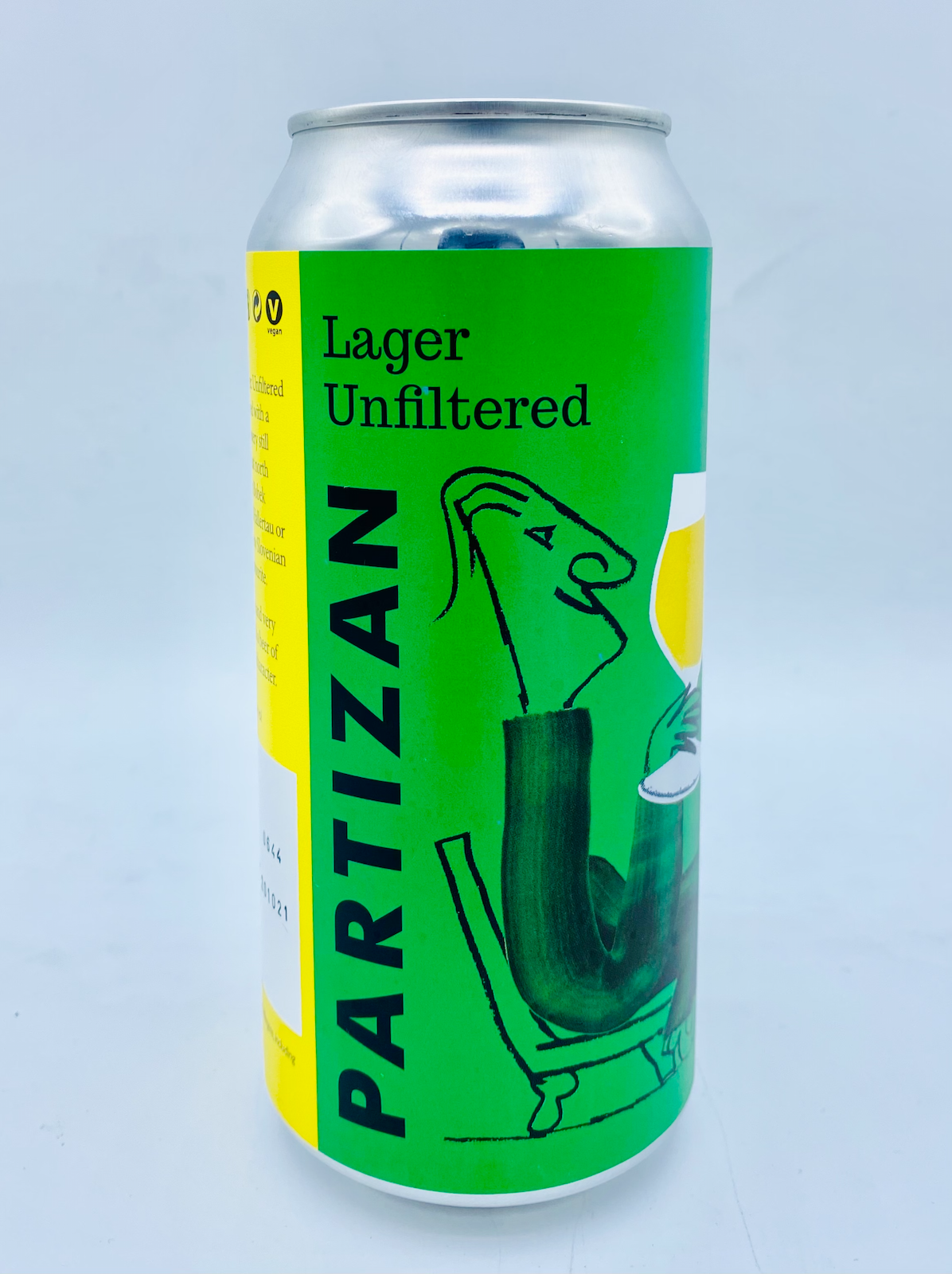 Partizan Brewing - Lager 4.6%