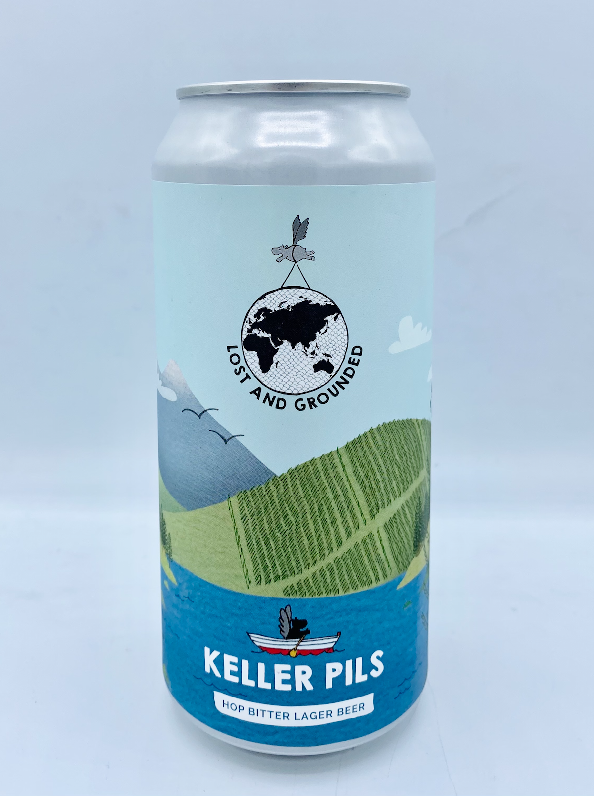 Lost & Grounded - Keller Pils 4.8%