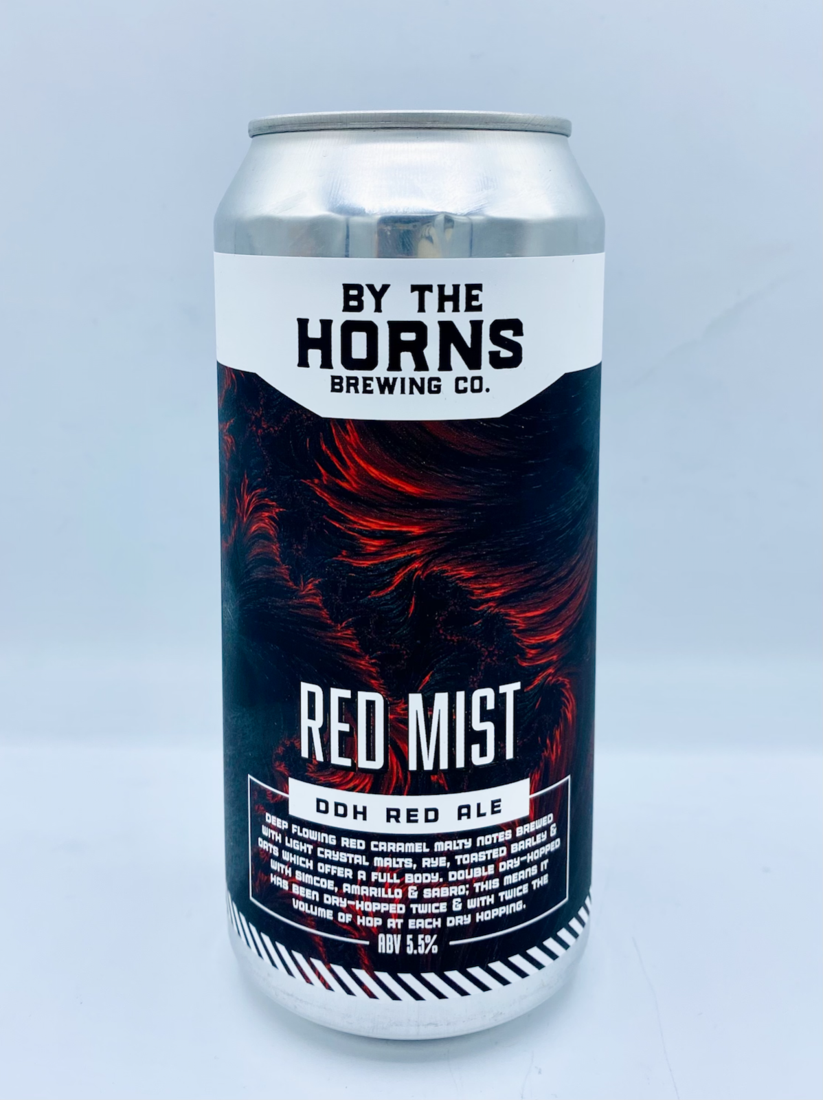 By The Horns Brewing Co - Red Mist 5.5%