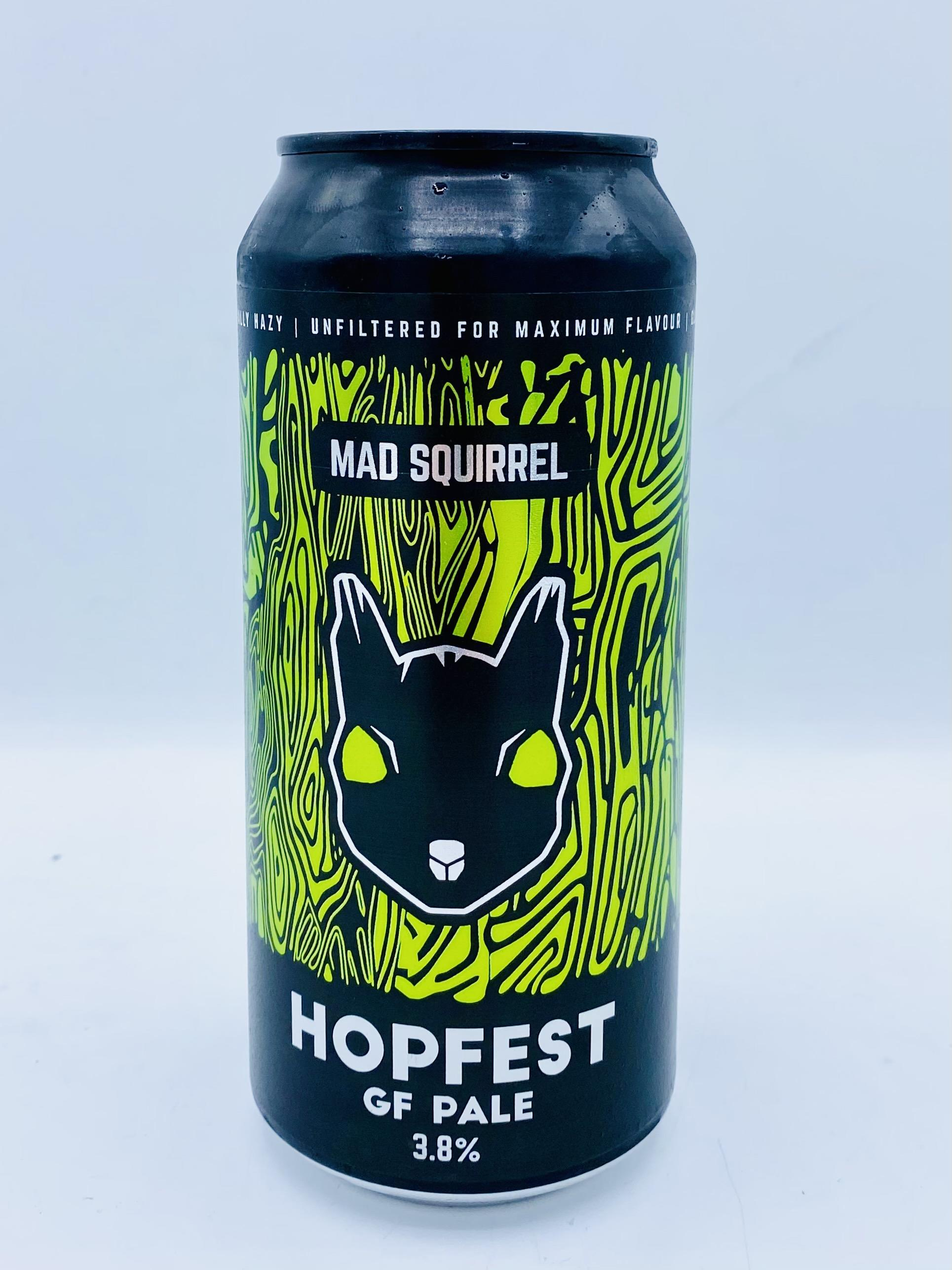 Mad Squirrel - Hopfest 3.8%