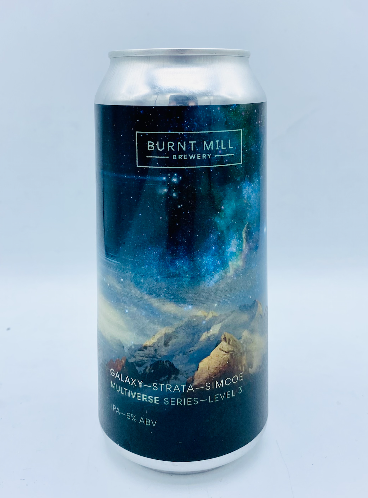 Burnt Mill Brewery - Multiverse NE IPA Series - Level 03 - 6%