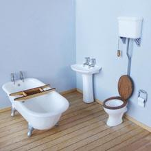 1/24th scale Bathroom Suite Kit