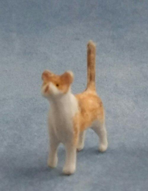 1/24th scale Calico Cat