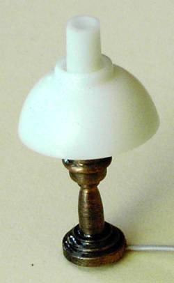 1/24th scale Dolls House Americana Table Lamp